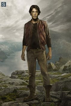 The 100 - Bellamy #Season2 He is my all time favorite character in the show.