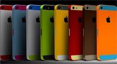 iPhone 5 colorido personalizado custa R$ 3,4 mil