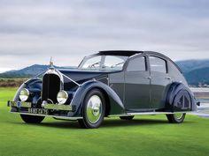 Avion Voisin C25 : Voitures de collection : les plus beaux modèles - Linternaute.com Automobile