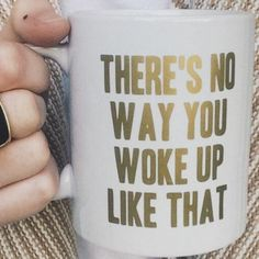 21 Brutally Honest Coffee Mugs That Nail Your Morning Struggle $12.00