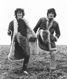 Steve Winwood & Jim Capaldi - Traffic c 1970