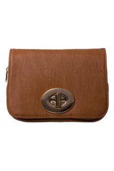 Heavy Turn Lock Shoulder Bag from Colette Hayman R349,50