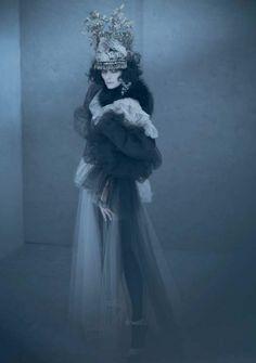 Tilda Swinton as Casati