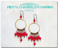 Fiesta Chandelier Earrings