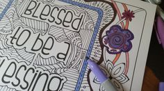 Free Christian Adult Coloring Page