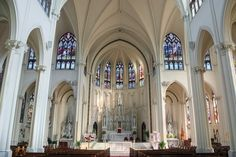Cathedral Basilica of the Immaculate Conception, Denver, CO