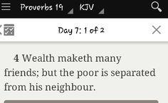 Proverbs 19:4