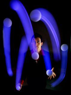 #1. Learn to juggle