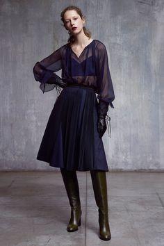 Jil Sander Navy Fall 2017 Ready-to-Wear Fashion Show