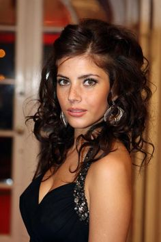 Weronika Rosati (Poland 1984) - model & actress - a woman to leave everything behind for .... - my Miss Universe!