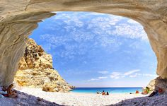 Ikaria, Eastern Aegean, Greece - home of the 'Icarus' legend