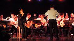 """O tradicional Concerto do Dia da Mães, realizado pela Orquestra de Violões do Amazonas,dia 15 de Maio no Centro de Convivência Pe. Vignola na Cidade Nova. O repertório é abrilhantado por músicas que exaltam o perfil feminino, integrando-se ao conceito do XVIII Festival Amazonas de Ópera. """"Como é Grande meu Amor por você"""", """"Maria, Maria"""", """"Gabriela"""", são alguns dos grandes clássicos da noite. Imperdível! ORQUESTRA DE VIOLÕES DO AMAZONAS Direção Musical e Regência: DAVI NUNES"""