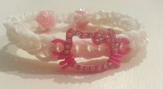 You design with me (2) bracelets - Your choice -NEW HELLO KITTY Added** see all