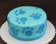 Blue's Clues Birthday Cake on Cake Central