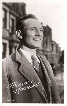 Trevor Howard - (09/29/1913 - 01/07/1988) age 74. Born in England - died from influenza & bronchitis