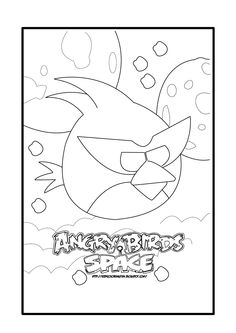 Coloring Of Space Fresh Angry Birds Space Coloring Pages Space Coloring Pages, School Coloring Pages, Bird Coloring Pages, Cartoon Coloring Pages, Free Printable Coloring Pages, Coloring Pages For Kids, Coloring Sheets, Coloring Books, Rudolph Coloring Pages