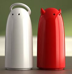 angel and devil salt and pepper shakers omg photo