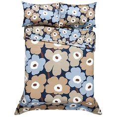 Unikko dusk full/queen duvet by Marimekko Queen Comforter Sets, King Duvet, Queen Duvet, Full Duvet Cover, Duvet Covers, Marimekko Bedding, Latest Bed, Poppy Pattern, Luxury Bedding Sets