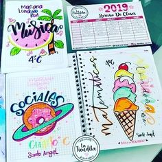 Starting my school life well with my bullet journal 🌻📓 Bullet Journal Notes, Bullet Journal School, Bullet Journal Ideas Pages, Notebook Art, Notebook Covers, My School Life, Journal Fonts, School Notebooks, Cute Notes