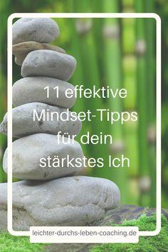 Dein Mindset ändern, heißt, dass du dir angewöhnst, anders über Menschen und Ereignisse zu denken. Durch neue Gedanken kommen neue Dinge in dein Leben. Mental Training, Work Life Balance, Motivation, Healthy Habits, Mindset, Coaching, Relax, Mindfulness, Education