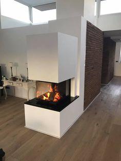 Ofenstudio Lugt Kamineinsatz Ekko U #Kamin #Ofen #Ofenbau #wohnen #Haus #Inspiration #Design #Handwerk
