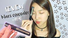 REVIEW + DEMO | Klairs Creamy & Natural Fit Concealer