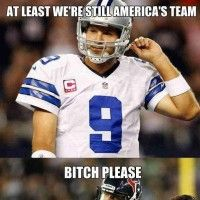 Bitch, memes, and nfl: at least were stillamerica's team enfl memes bi Texans Memes, Funny Football Memes, Nfl Memes, Funny Sports Memes, Sports Humor, Nba Funny, Football Humor, Hilarious, Funny Vid