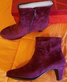 New in box Aerosoles RedLight ladies ankle boots shooties size 9.5 #Aerosoles #shootiesCheck out New in box Easy Street ladies stretch wide calf boots size 7 #EasyStreet #boots http://www.ebay.com/itm/-/292279415242?roken=cUgayN&soutkn=EeJDmP via @eBay
