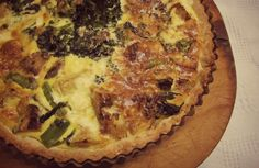 Vegetable Pizza, Vegetables, Breakfast, Recipes, Food, Empanadas, Quiches, Queso, Natural