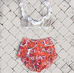 For Love & Lemons | Spell Byron Bay    | Ophelia Swimwear |  | Seacrest, FL & Seaside, FL | www.opheliaswimwear.com