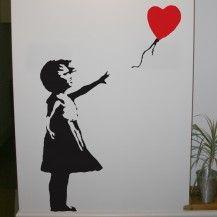 Banksy Wall Art | 8Ball T-Shirts