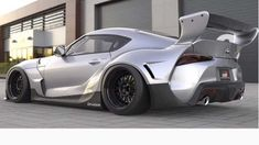 Anyone for a Rocket Bunny Supra? I guess it's the equivalent to a 6 months course on steroids! Motorsport Events, Japan Cars, Kit Cars, Toyota Supra, Shirt Style, Diesel, Bunny, Design, Distortion