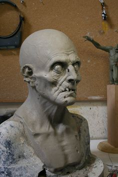 Bug-eyed Zombie - mask-buggy-zombie-11 - Gallery