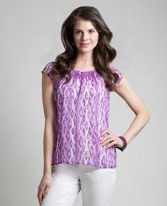 Women's Shirts and Blouses Women's Shirts, Olsen, Reflection, Tie Dye, Europe, Blouses, Pink, Tops, Fashion