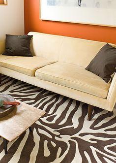 Dash & Albert wool tufted rug