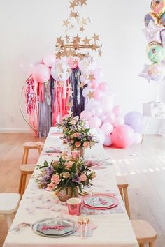 Disney Party Decorations, Kids Party Themes, Birthday Party Decorations, Party Ideas, Birthday Diy, Girl Birthday, Birthday Parties, Birthday Ideas, Girl Parties
