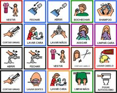 Resultado de imagem para pecs autismo+download
