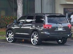 Toyota Sequoia ... So pretty