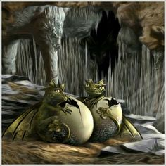 Dragon Hatchlings  dirwp