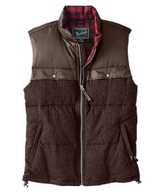 Woolrich Men's Passage Vest