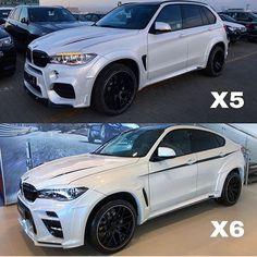 X5 X6 bodykit