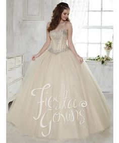 Fiesta Gowns Style 56278
