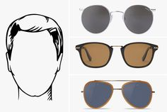 1c42829850 A Guide to Sunglasses and Face Types