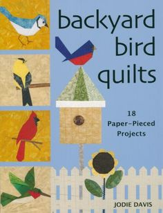 Backyard Bird Quilts Book