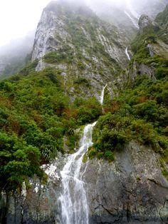 Milford Sound, NZ