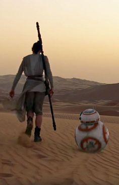 New Star Wars: Force Awakens