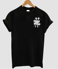 neck deep t shirt