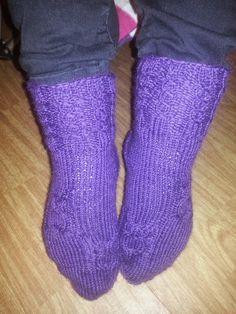 Sukkapuikot nutturassa: Huuhkajat sukissa