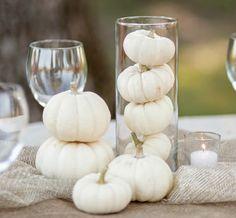 10 Elegant Fall Decorating Ideas /// By Design Fixation