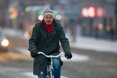 https://flic.kr/p/C4V5tb | Copenhagen Bikehaven by Mellbin - Bike Cycle Bicycle - 2016 - 0016 | Copenhagen Cyclists wallowing in the snow. And looking chic in spite of the cold. Enjoy the ride!